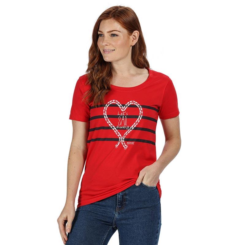 Regatta Filandra IV Graphic T-Shirt