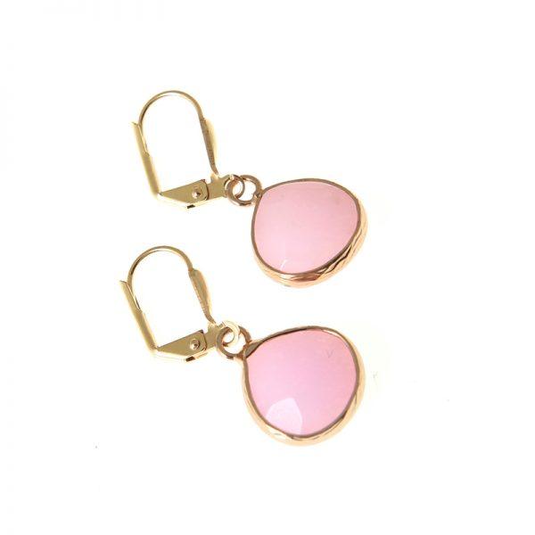Silveira-teardrop-short-earrings-KL-2116-(2)