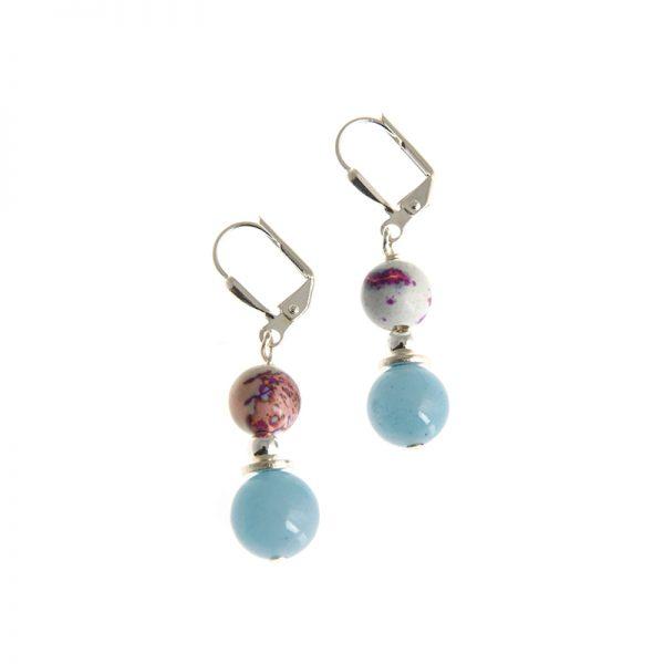 Whitehaven-stone-short-earrings-KL-2133