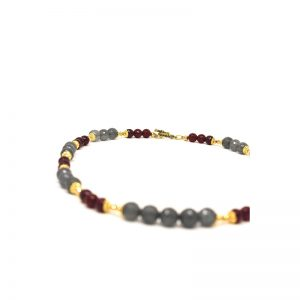 Winterberry Linear Necklace By K Kajoux
