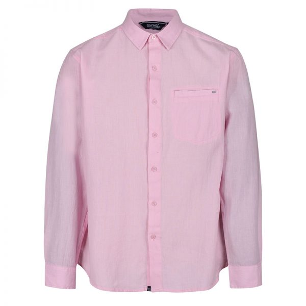 Regatta Bard Long Sleeve Men's Shirt