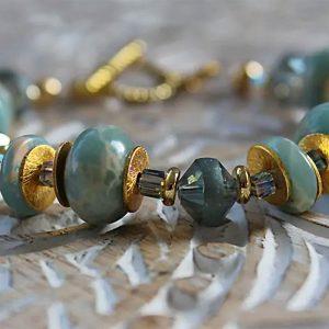 Amazon Spirit Linear Necklace By K Kajoux